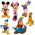 Set Figuras Mickey Mouse Clubhouse Disne